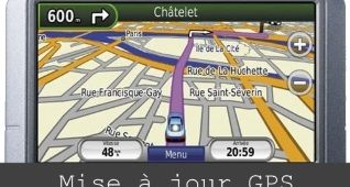 Mise à jour GPS TOM TOM