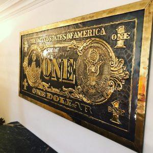 One dollar amerika