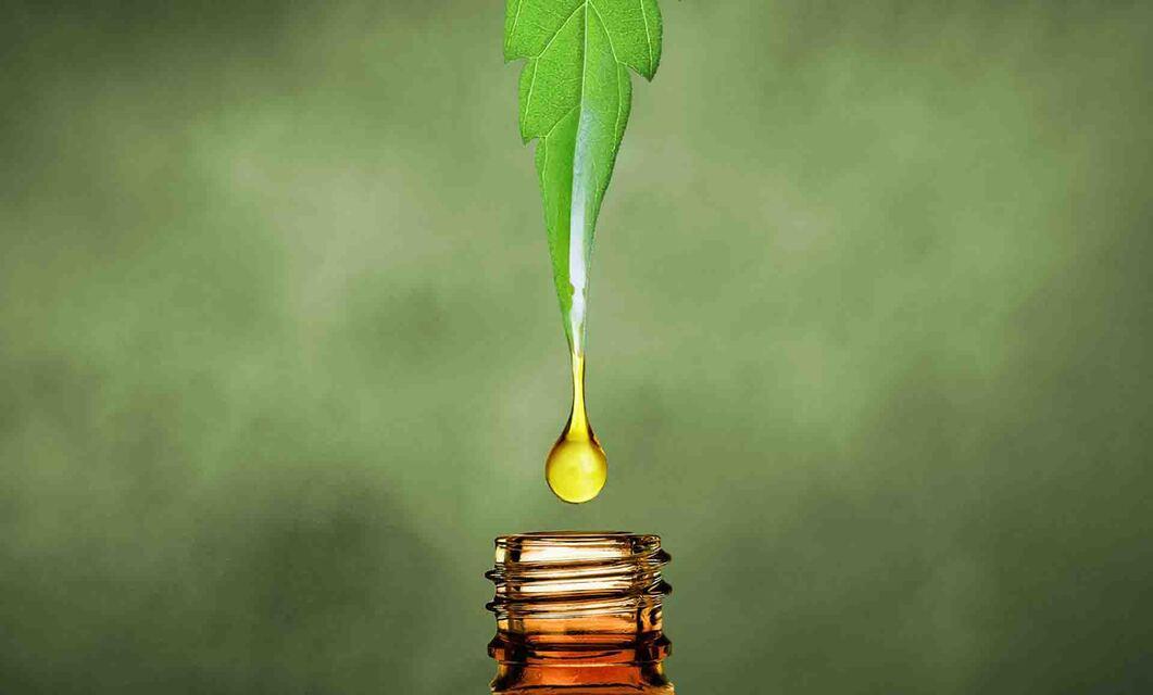 l'huile de cannabidiol
